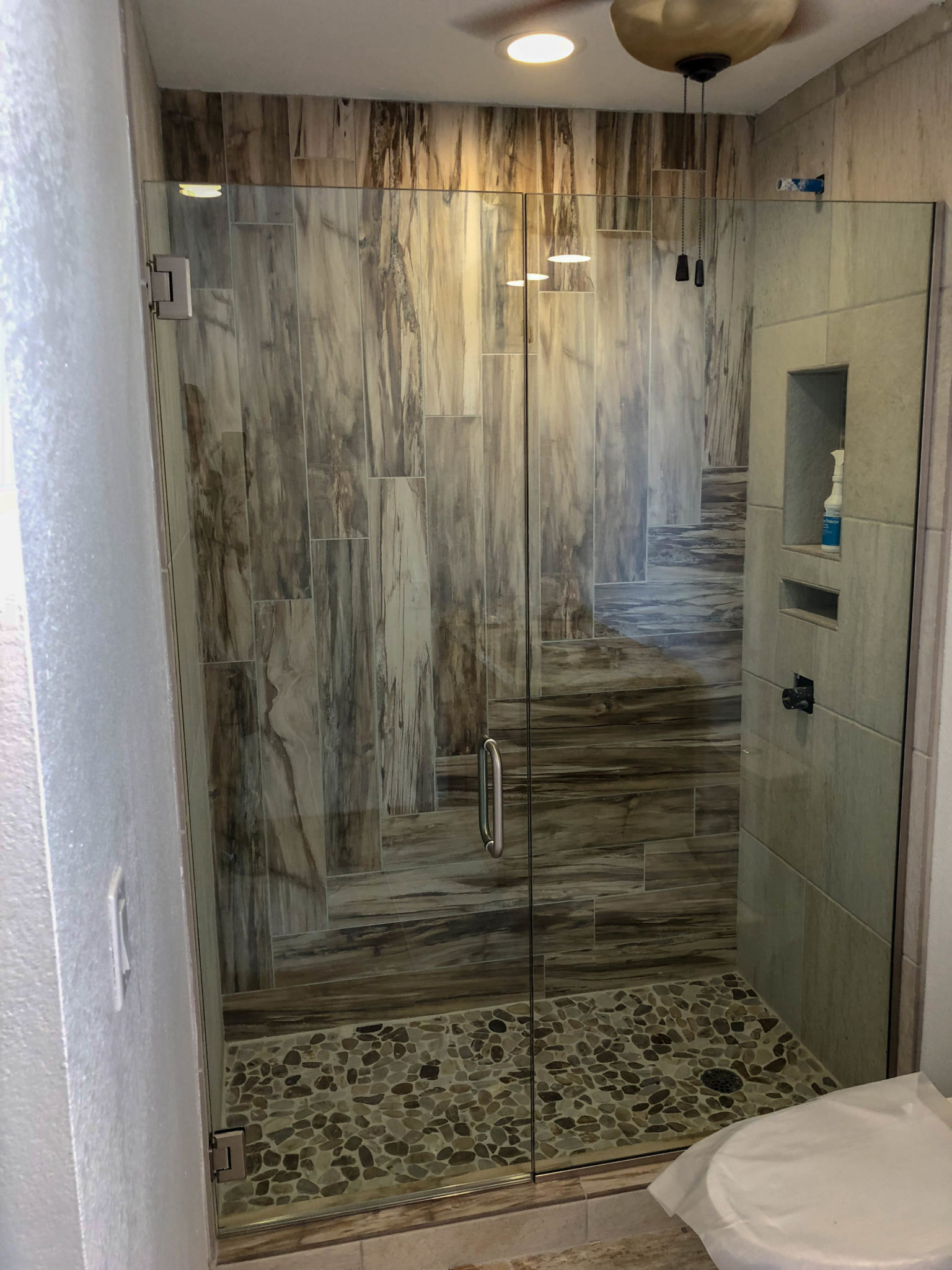 Glass Showers Kona Glass Hawaii