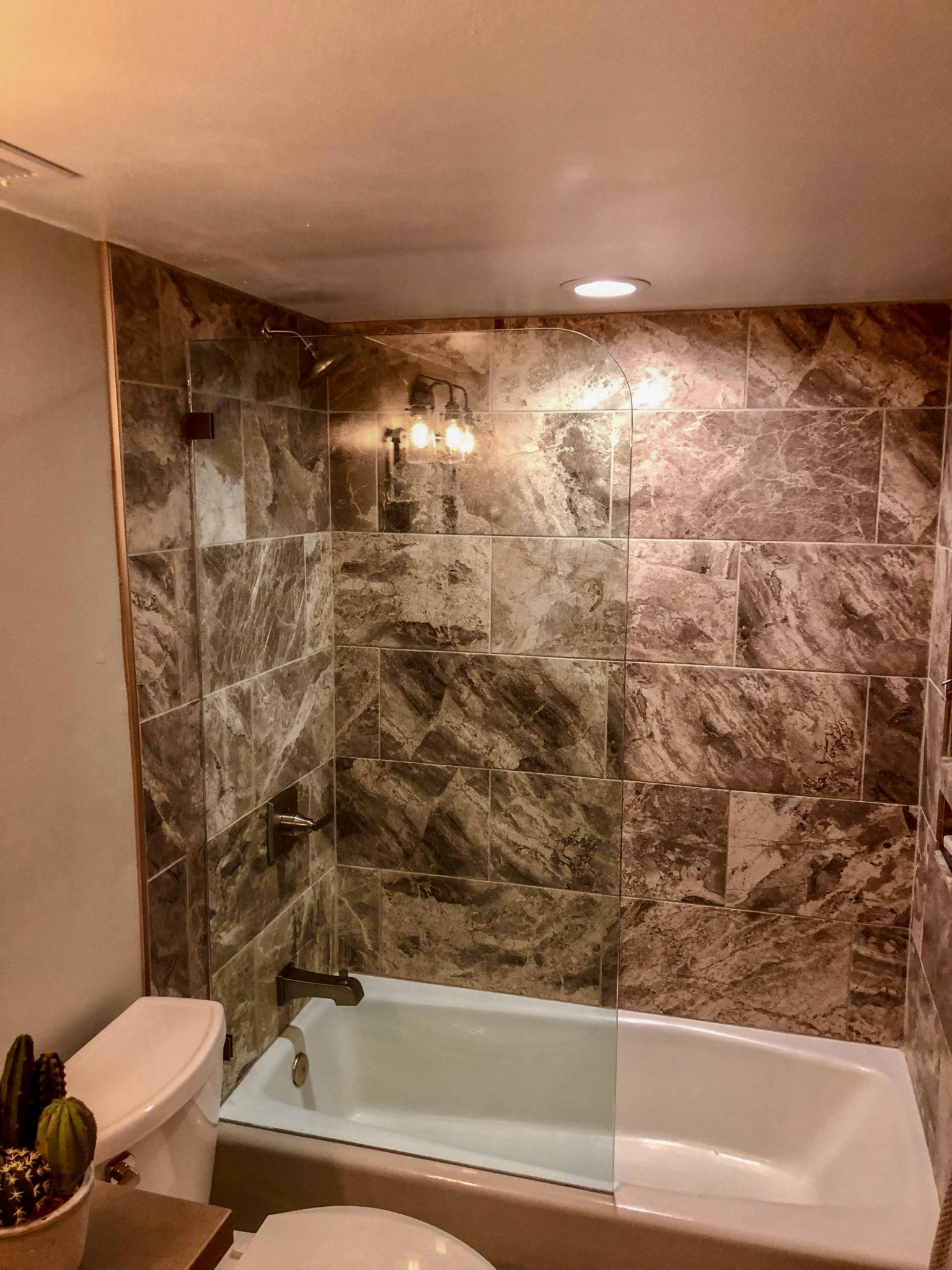 frameless glass shower - kona glass hawaii (3)
