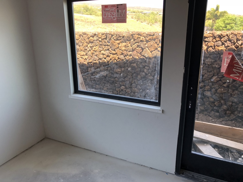 Windows in Kona Hawaii